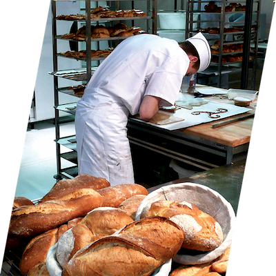 Equip Chef Cafees Bars Bakery
